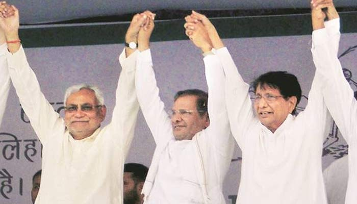 Alliance formed by three parties in UP is unlikely to matter much