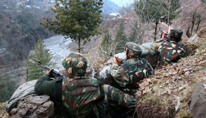 Another ceasefire violation by Pakistan, one jawan injured