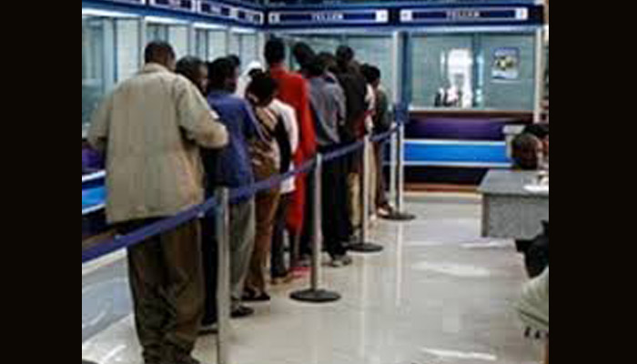 Queues have shortened at many bank branches in UP