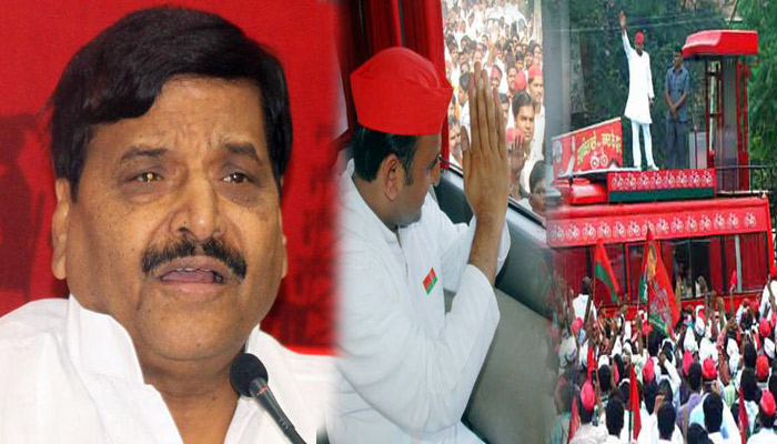 SP united or divided, next three days will decide