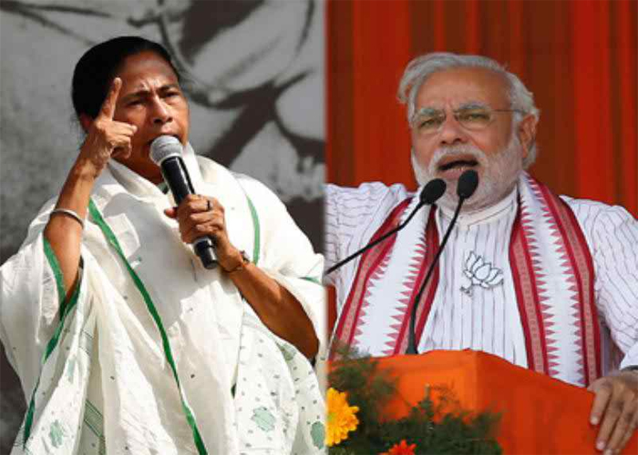 My aim is to eliminate PM Modi from Indian politics: Mamata