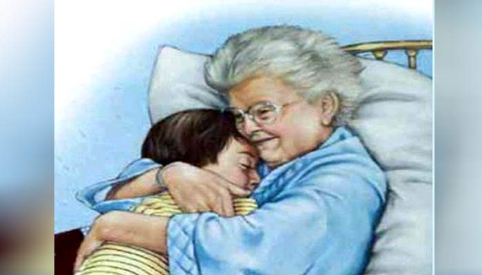 A granny wins a  long legal battle, unites with adopted children