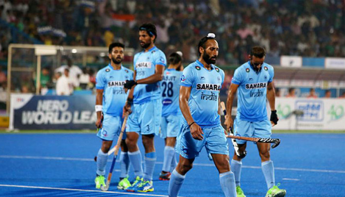 India Hockey team loses 2-3 to New Zealand in Four-nation tour