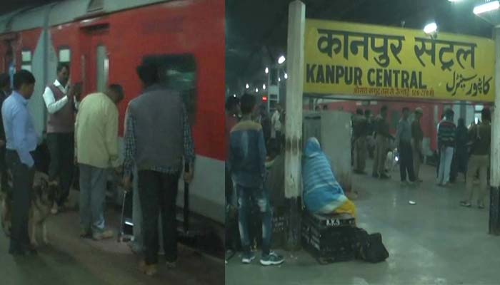 Bomb threat at Kanpur Central creates panic