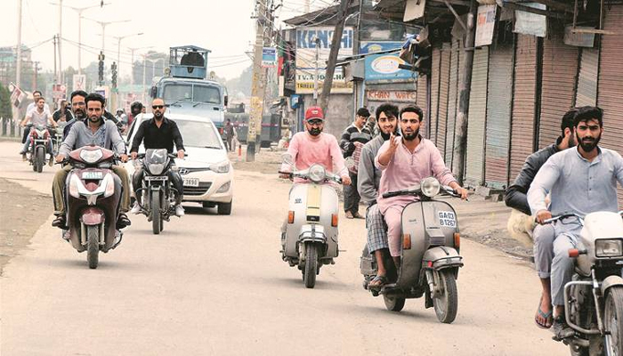 Curfew lifted from all parts of Kashmir valley, normalcy returns