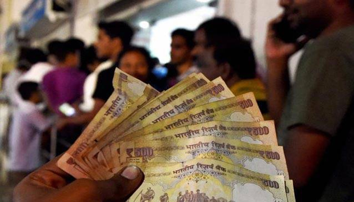 Use of Rs. 500 notes for utility bills extended; Exchange stopped