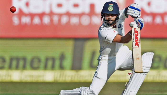 Kohli, Jadeja help India survive on final day, game ends in a draw