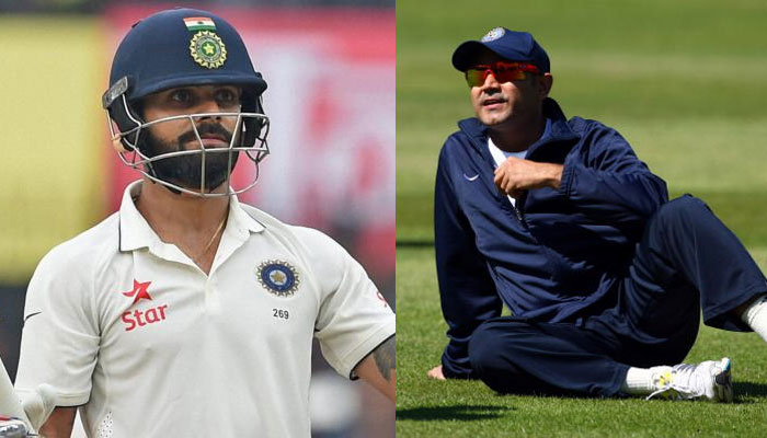 When Sehwag and MS Dhoni pushed Virat Kohli's career!!!