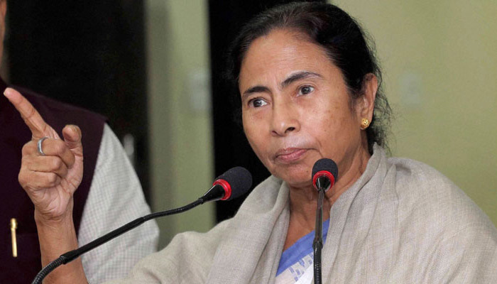 Opposition to demonetisation :Mamta unlikely to change countrys mood