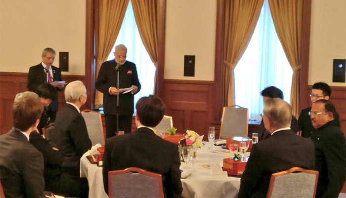 Indians in  Kobe have a long history of trade and commerce: PM Modi