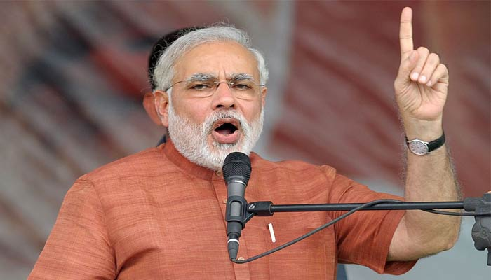 I pledge to re-open files which congress govt never did, says PM
