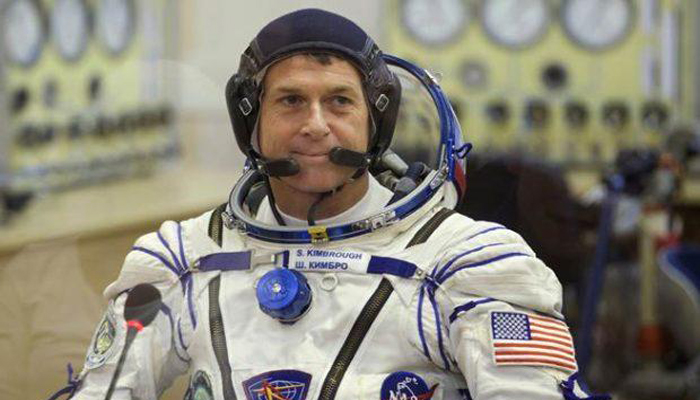 First vote for 2017 US elections comes from space...!!!