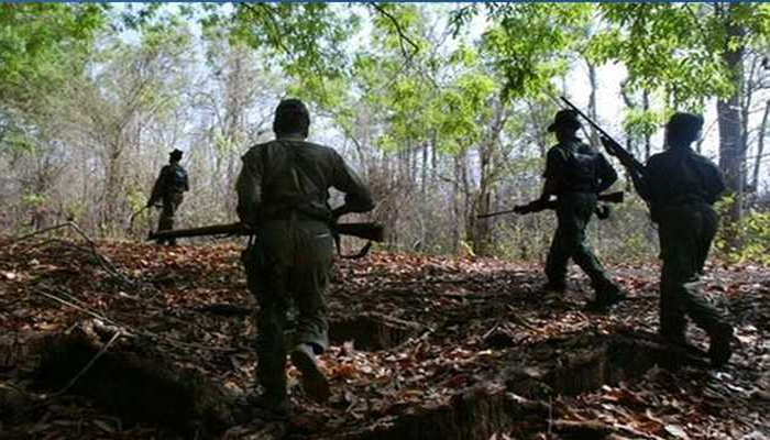 Five Naxals gunned down in Joint Police Operation in Chhattisgarh