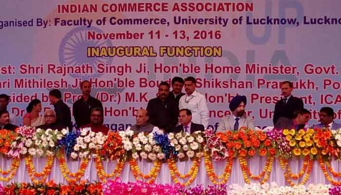 India will become economic superpower in 15-20 years: Rajnath