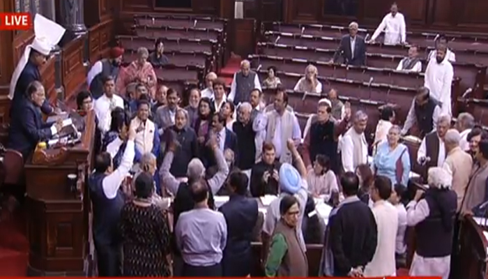 Opposition decides to bring contempt motion against PM