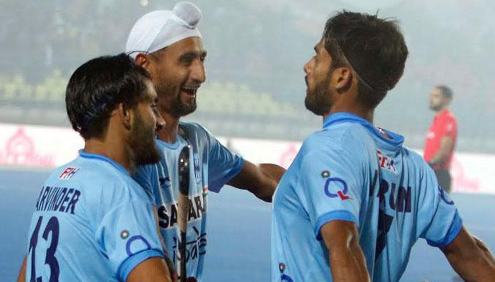 India enters final of Junior Hockey World Cup 2016