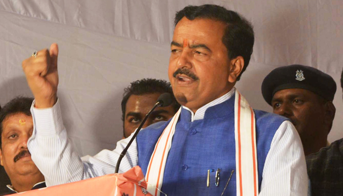SP, BSP are cancer; only BJP is the cure, says Keshav Maurya