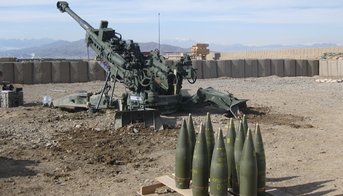 India-US sign Rs 5K cr deal for 145 M777 howitzers