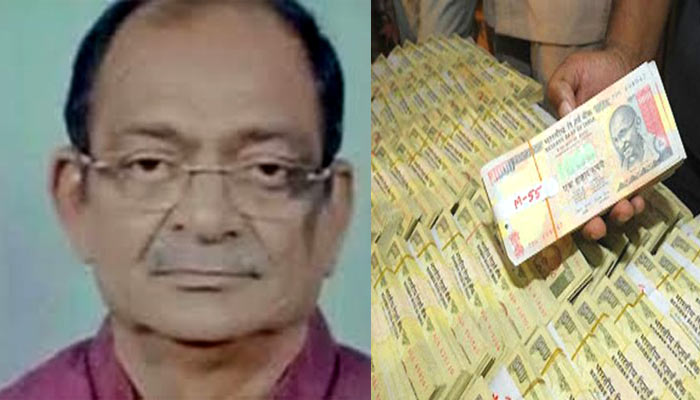 Mahesh Shah, who declared over 13k crore in black money, detained