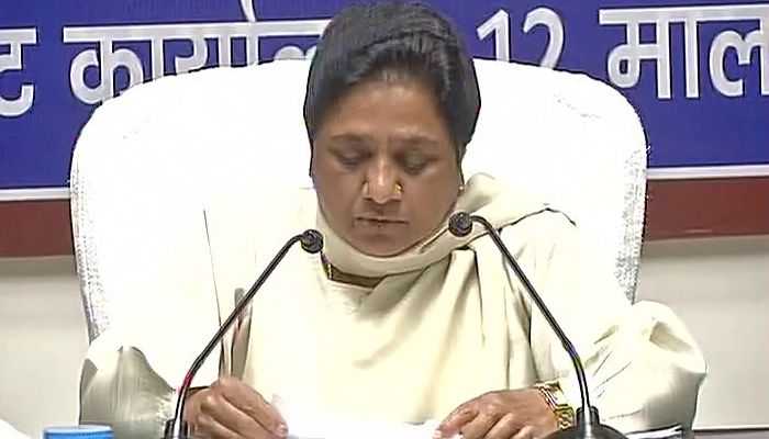 Over 90 per cent people have turned poor due to demonetisation: Mayawati