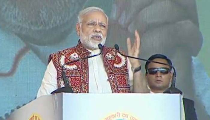 Help me in guiding people towards technology: PM to opposition