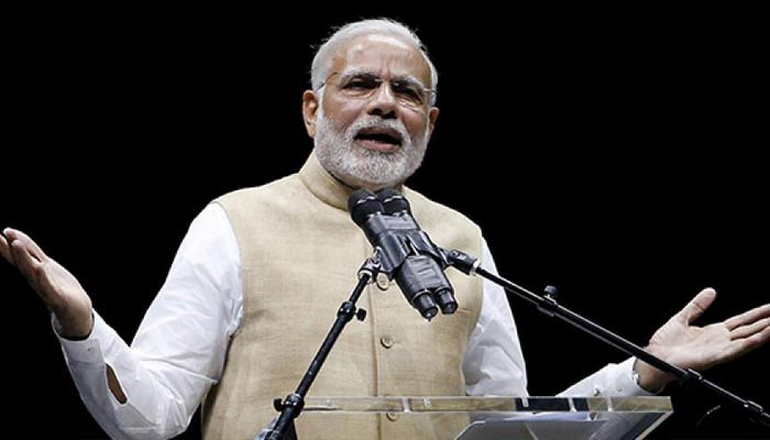 Are you on Twitter?; American Journalist asks PM Modi