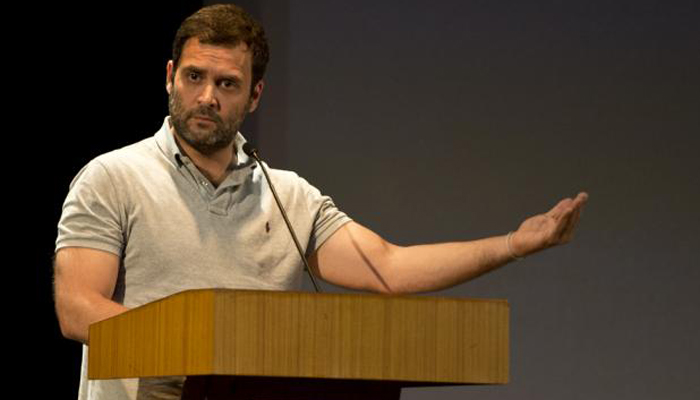 Is Congress VP Rahul  Gandhi on a wild goose chase?