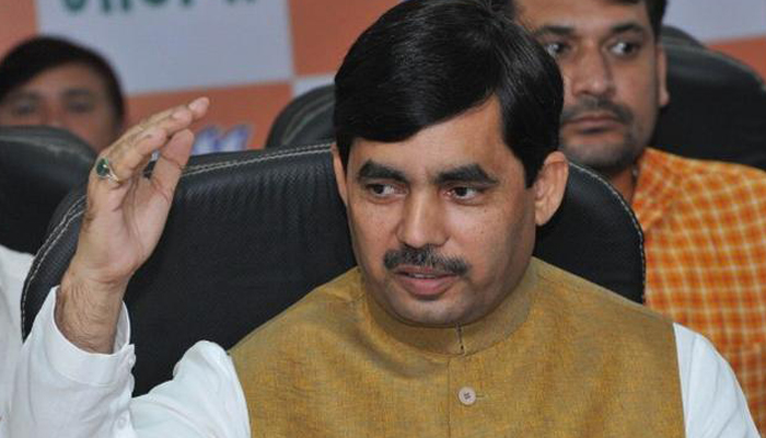 BJP to announce CM face before UP assembly election: Shahnawaz