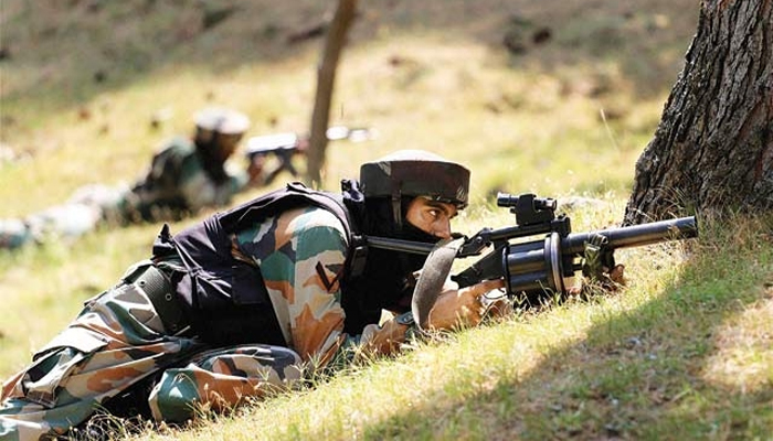 Indian Army guns down LeT top commander in six-hour long op