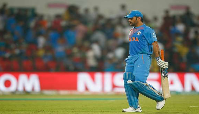 Dhoni to play warm-up games against England before ODI series