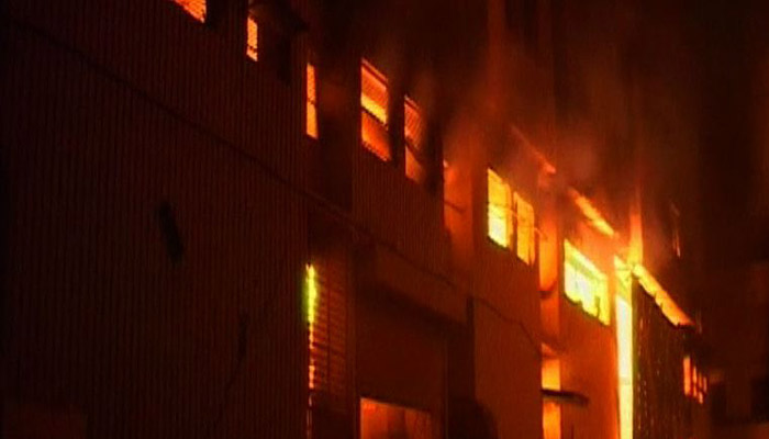 Karachi hotel fire claims 11 lives, 70 others injured