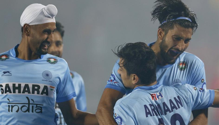 Junior Hockey World Cup: India reaches quarters, outshines England