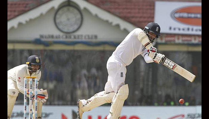 IndvsEng: Ali, Root take England to a comfortable position