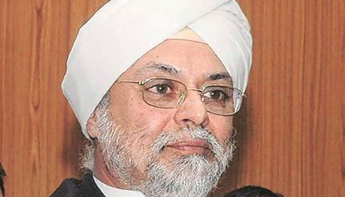 Justice JS Khehar to take over as the new Chief Justice of India