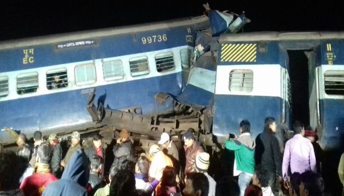 Two coaches of Capital Express derail in West Bengal, 34 injured