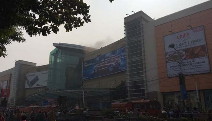 Fire breaks out at South City Mall in Kolkata, no casualities