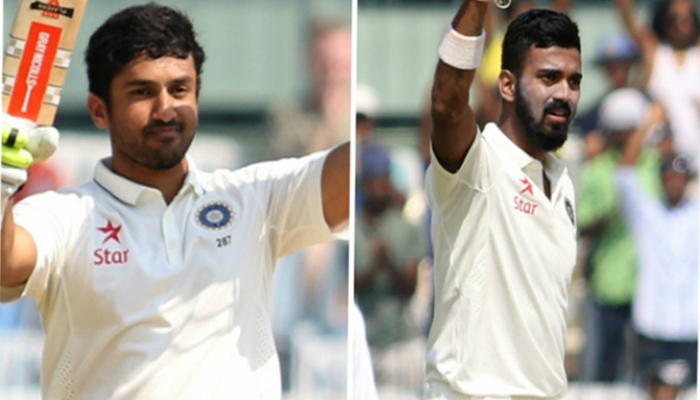 IndvsEng: Karun Nair finds healthy rivalry with KL Rahul