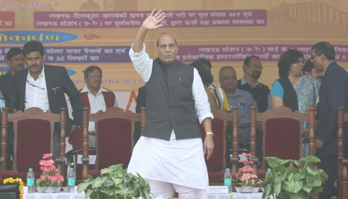 Prabhu and Rajnath seek to realise dream of Atal; announce new projects