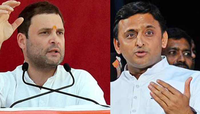 SP, Congress seal alliance in UP Assembly Elections