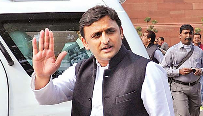 Leave symbol issue to me and go to constituencies, Akhilesh tells MLAs