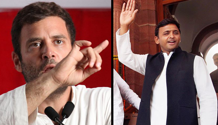 Pact with Samajwadi Party; A mega revival plan for Congress in UP