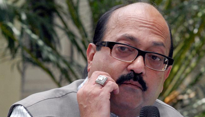 Shivpal and I stand in support of Akhilesh Yadav, says Amar Singh