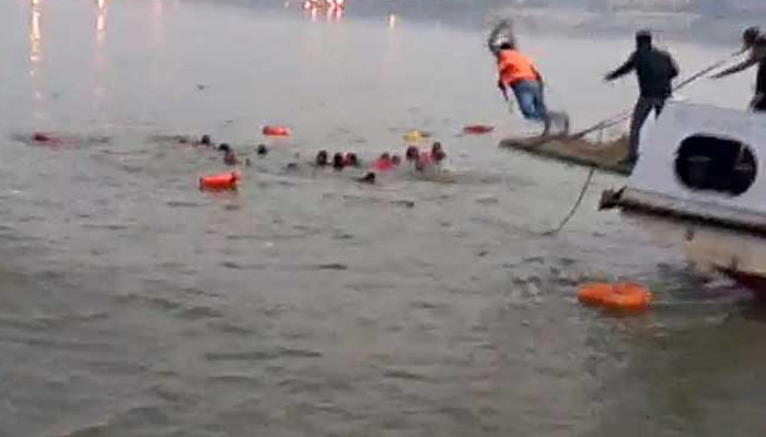 Patna: Overloaded boat capsizes in Ganga; Death toll rises to 23