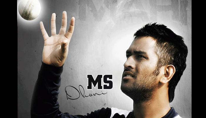 The style and tactics stamped by one and only MS Dhoni