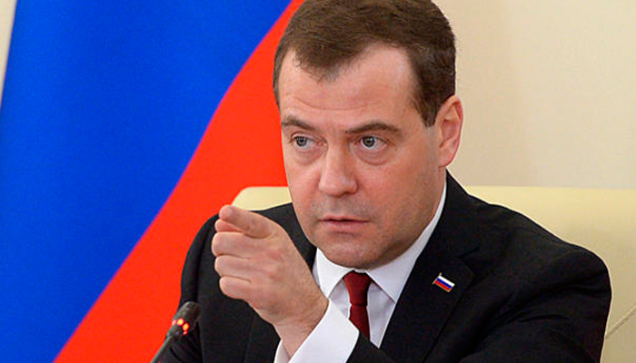 Russian PM gives a Not-so-Cool see-off message to Obama