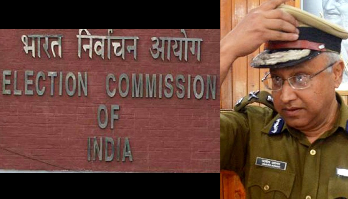 EC directive about UP Chief Secretary and DGP leaves many questions