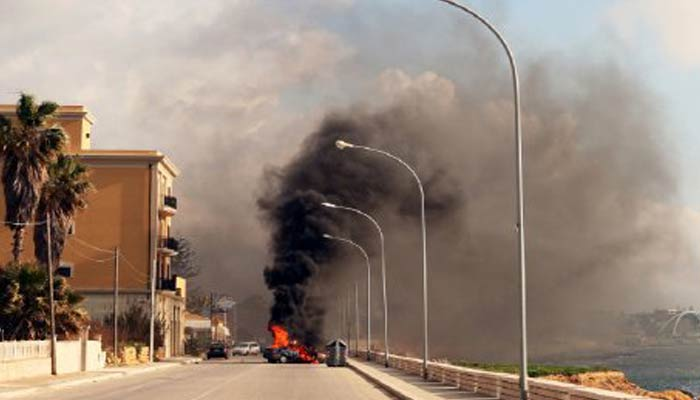 Attack on Egypts security checkpoint kills eight security officials