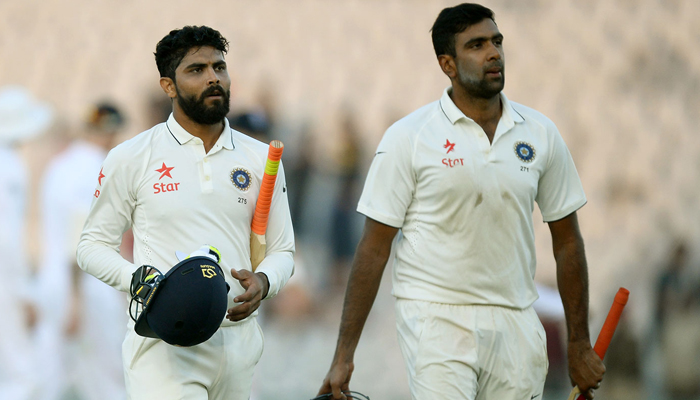 INDvsENG T20I Series: Ashwin, Jadeja replaced with Mishra, Rasool