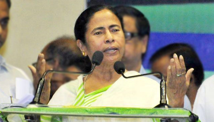Arrest Modi to stop damage being done to nation: Mamata Banerjee