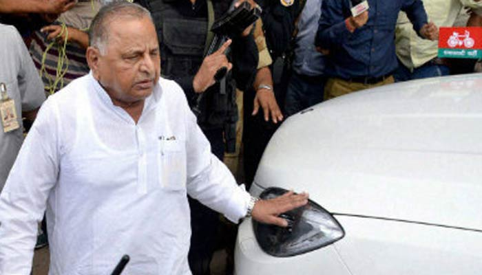 No dispute in party or family, says SP chief Mulayam Singh Yadav